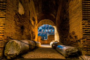 Colosseum Underground Tour: Going Behind the Scenes