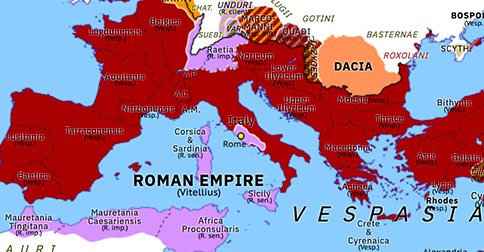 The Vespasian Empire